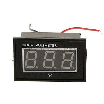 48V Blue LED Digital Volt Meter Gauge for EZGO Yamaha Golf Cart Club Car