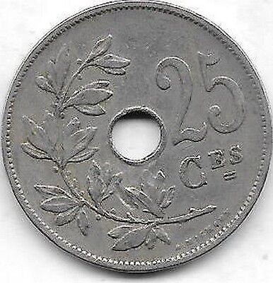 25 Centimes  1913 Fr (Pmc)