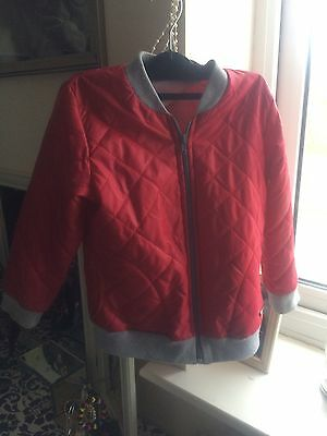 girls jacket age 5-6