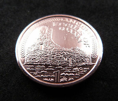 1p Pence Isle of Man coin
