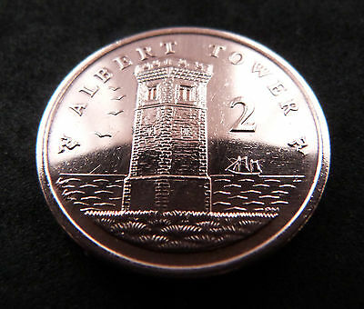 2p Pence Isle of Man coin