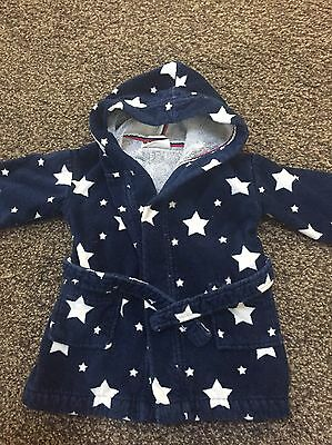 Little White Company Dressing Gown 12-18 Months