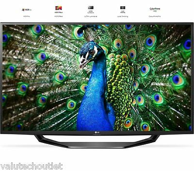 LG Televisions (Ultra HD Triple Tuner, Smart TV) [Energy Class A+]