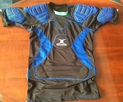 rugby body armour. Small Mens