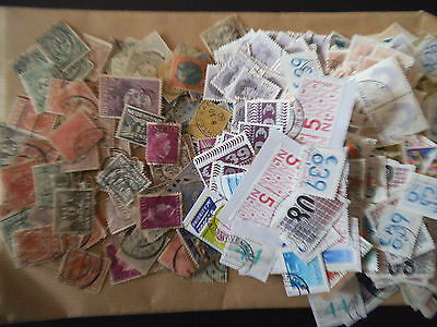 Lot Timbres Pays Bas