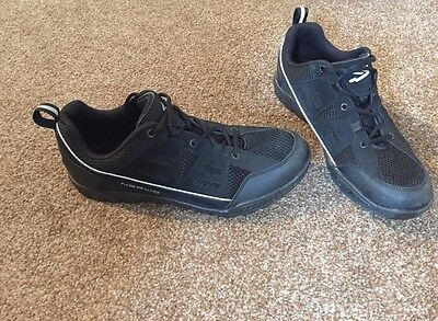 Spiuk nervio SPD mtb Mountain Bike Shoes With Cleats 11.5 46