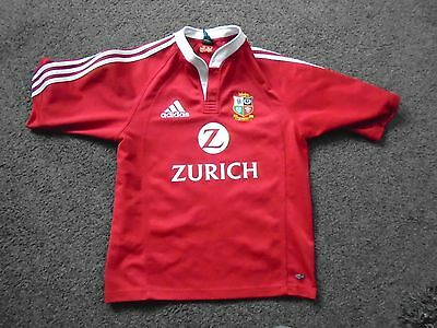 British Lions Rugby Shirt ( New Zealand 2005 ) Size Small