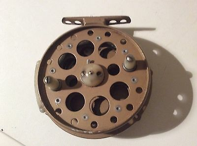 Grice And Young Golden Eagle Fly Fishing Reel And Case