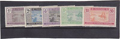 Stamps of Mauritania