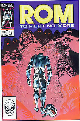 ROM SPACEKNIGHT 48 To Fight No MORE
