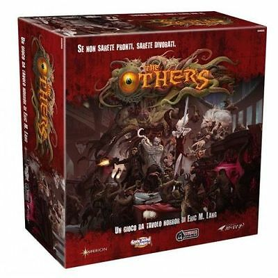 THE OTHERS: 7 Sins - Gioco da Tavolo Base Nuovo Italiano by Asterion