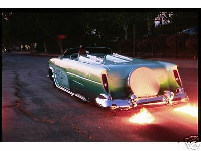 Dual Exhaust Flame Thrower Kit - Flame On!!!!