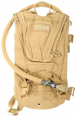 British army Coyote brown  camelbak hydration system 3 L thermobak AB