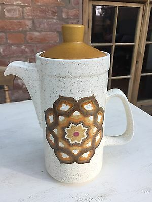 Royal Worcester Palissy Retro Coffee Pot