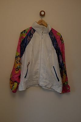 Vintage 80's/90's ADIDAS shell suit jacket