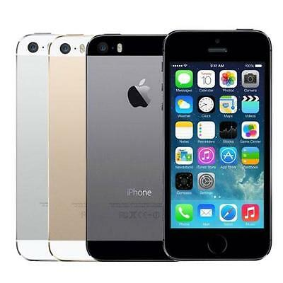 Apple iPhone 5S 5 16GB 32GB 64GB Gold Silber Grau Händler top Smartphone