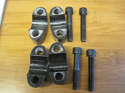 50cc, 70cc, 90cc,110cc 125cc handle bar clamps  , Gio, Daymack. china made