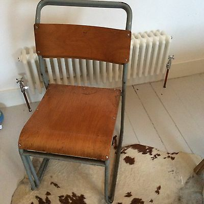 Nest'a'bye Stacking Vintage Chairs