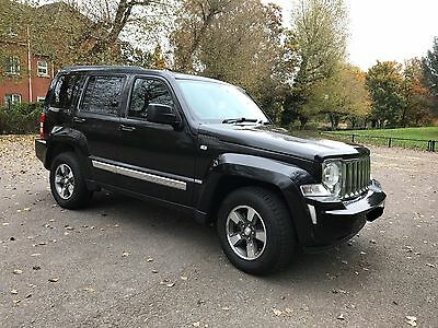 Jeep Cherokee 2.8CRD auto sport  Limited 4X4