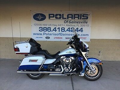 2010 Harley-Davidson Touring  2010 HARLEY FLHTK ELECTRA GLIDE ULTRA CLASSIC TOURING MOTORCYCLE