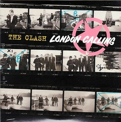 "The Clash - London Calling / +Instrumental - 7"" RSD 2012 Vinyl 45 - New & Sealed"