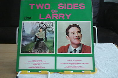 Irish - Larry Cunningham+The Mighty Avons-Two Sides Of Larry-Uk Lp-Ex-1966