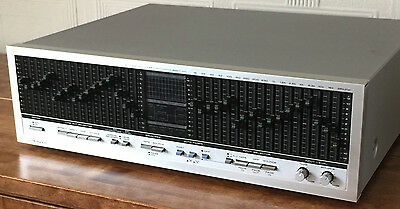 Pioneer SG-90 stereo graphic equalizer