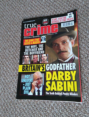TRUE CRIME Detective Monthly - January 2016