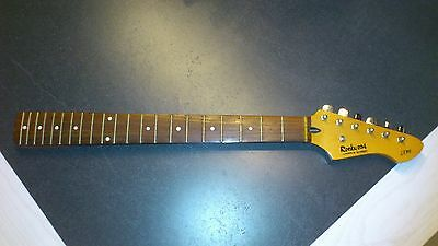 Manche guitare stratocaster rockwood lx90 by hohner
