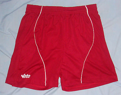 NEW Shorts : Size S : Maroon : Soccer Football Sport : Brisbane Queensland