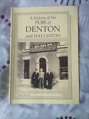 a history of the pubs of denton and haughton book/booklet