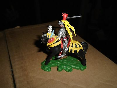 Britains 15Th Century Knight Swoppet On Horse