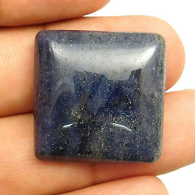 44.20 cts Natural Untreated Aventurine Gemstone Cushion Loose Quality Cabochon