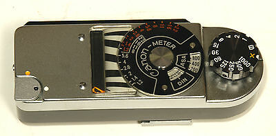 Canon Vintage And Genuine Meter