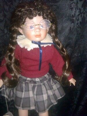 Haunted Metaphysical Psychic Paranormal Vessel Doll Strong  Energy Intellegent