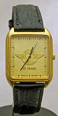 Southwest Airlines 15 Year Watch new battery