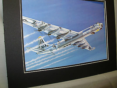 B 36 Peacemaker WWII Bomber by Artist Aviation Archives Ebay Largest selection