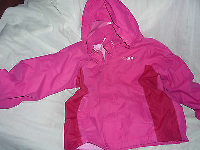 Girls Regatta Winter Coat 9 To 10 Years.
