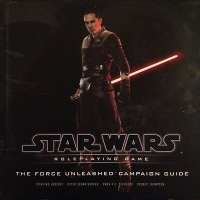 Star Wars Roleplaying Game: The Force Unleashed Campaign Guide