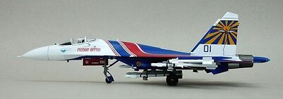 Su27 Russia Knights, 1:72, Witty Wings diecast WTW-72-014-019