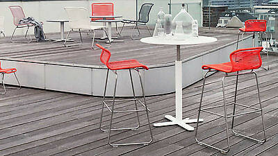 Multi Cafe -  Adjustable Height Ergonomic Cafe Table by Montana of Denmark