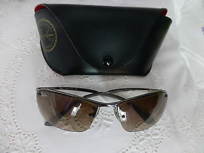 Ray-Ban Sunglasses including case
