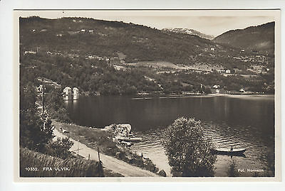 Norway: Fra Ulvik - Rowing Boat - Publ. Normanns RP PC (1661)