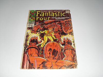 Fantastic Four 81  :  Fair