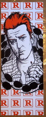 Josh Homme - Queens Of The Stone Age - Jermaine Rogers - Art Print -