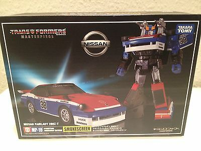 Transformers Masterpiece MP-19 smokescreen Takara Japan original version