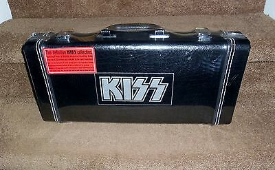 KISS The Definitive Deluxe Box Set in a Guitar Case