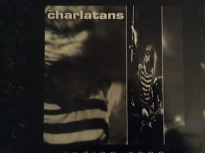 The Charlatans - Indian Rope - Brit Pop - Vinyl - Indie