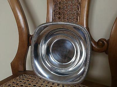 Vintage Newport Gorham Silver Plated Small Bowl