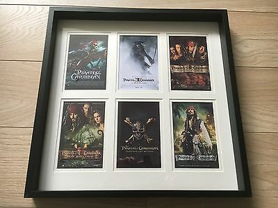 Pirates Of The Caribbean Framed Picture